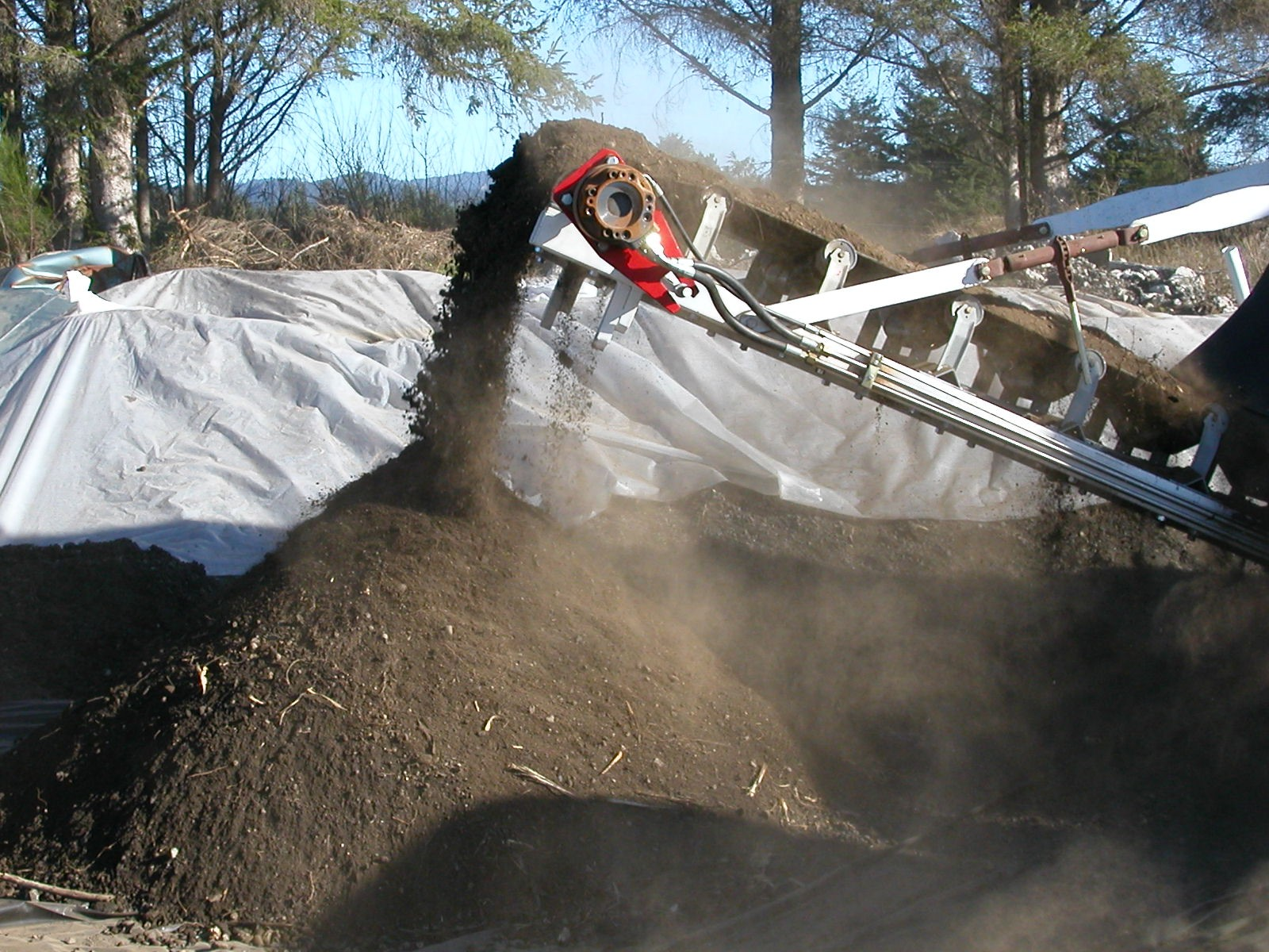 Soil remediation equipment METS